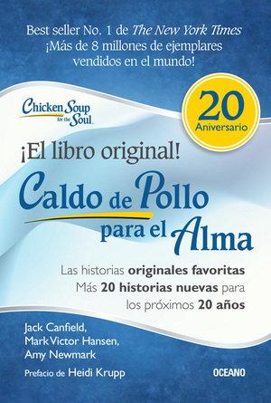 CALDO DE POLLO PARA EL ALMA (ED 20 ANIVERSARIO)