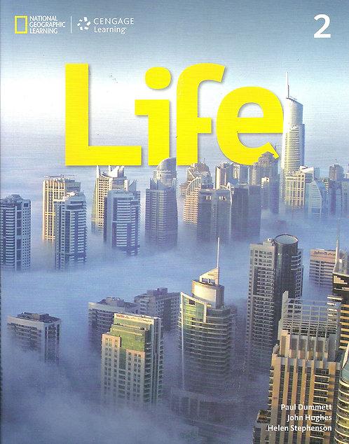 LIFE 2 CON CD