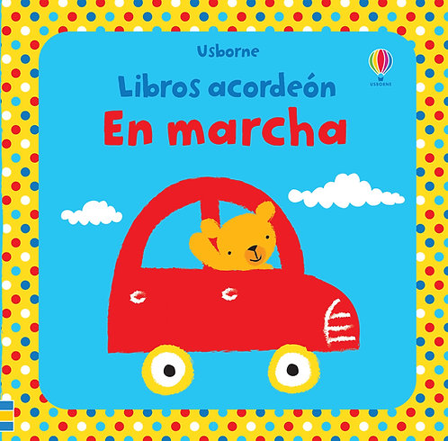 LIBRO ACORDEÓN EN MARCHA