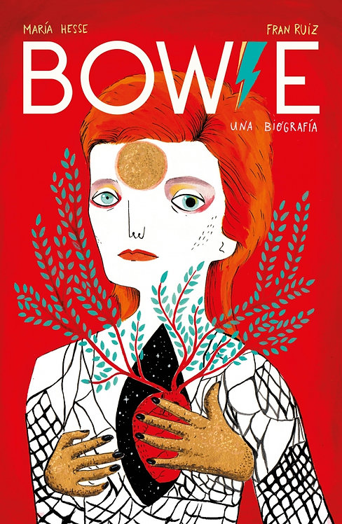 BOWIE. Una biografía