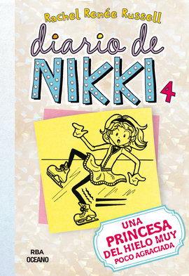 DIARIO DE NIKKI 4. UNA PRINCESA DE HIELO MUY POCO AGRACIADA