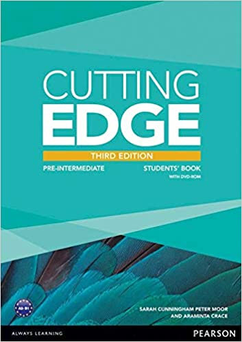 CUTTING EDGE PRE-INTERMEDIATE STUDENTS BOOK