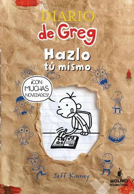DIARIO DE GREG. HAZLO TÚ MISMO. 2a edición