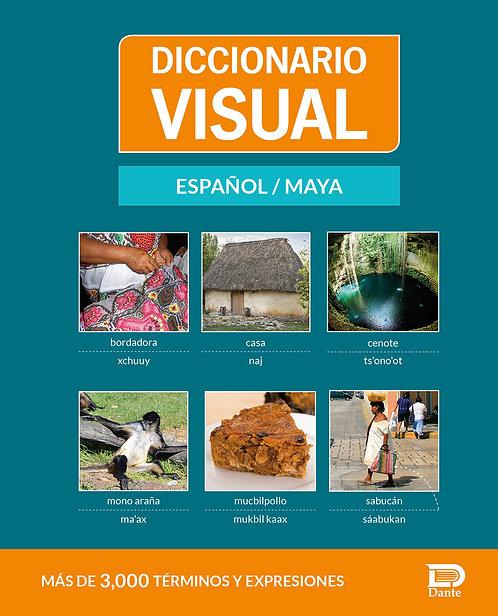 DICCIONARIO VISUAL. Español-Maya