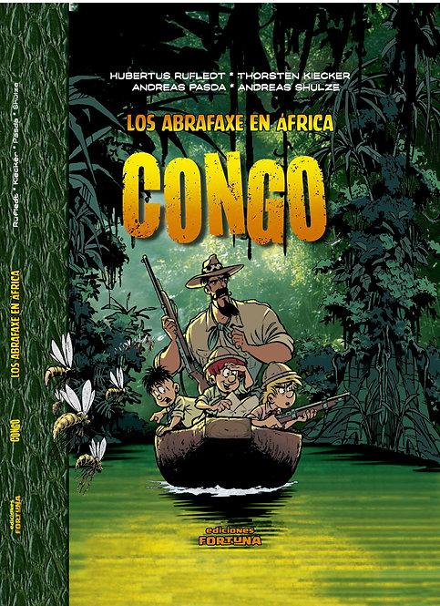 CONGO, LOS ABRAFAXE EN ÁFRICA