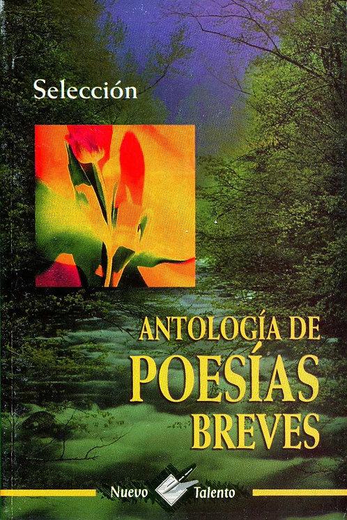 ANTOLOGÍA DE POESÍAS BREVES. Selección