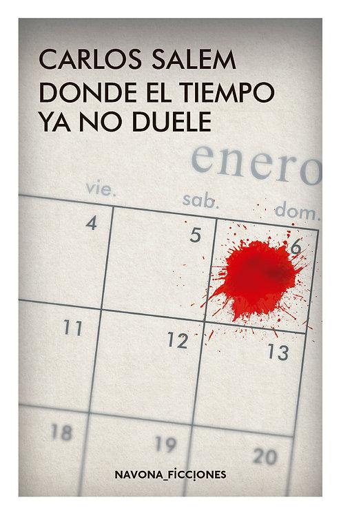 DONDE EL TIEMPO YA NO DUELE