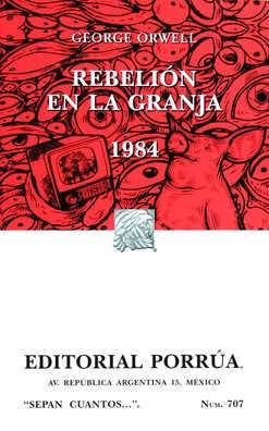 REBELIÓN EN LA GRANJA / 1984