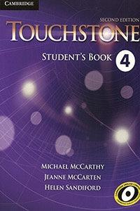 TOUCHSTONE STUDENTS BOOK 4. 2da edición
