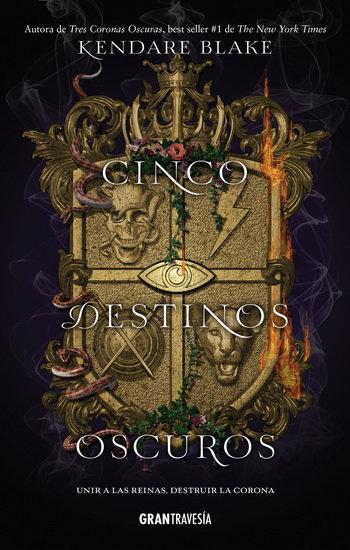 CINCO DESTINOS OSCUROS. Libro 4