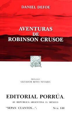 AVENTURAS DE ROBINSON CRUSOE