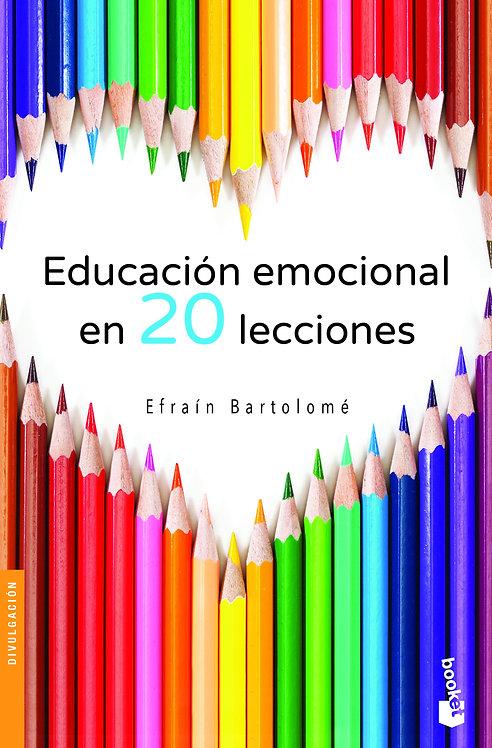 EDUCACIÓN EMOCIONAL EN 20 LECCIONES