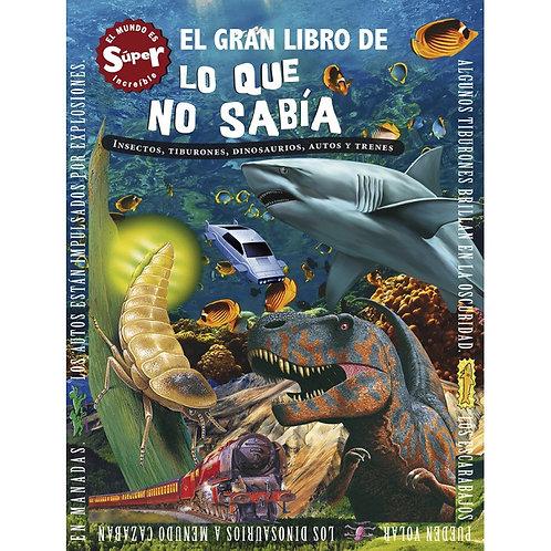 EL GRAN LIBRO DE LO QUE NO SABÍA