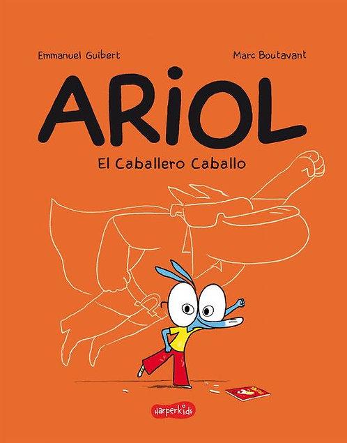 ARIOL. EL CABALLERO CABALLO. Libro 2