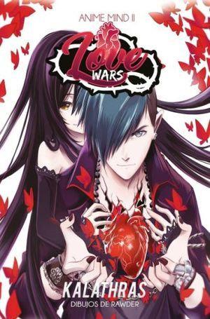 ANIME MIND II LOVE WARS
