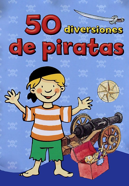 50 DIVERSIONES DE PIRATAS