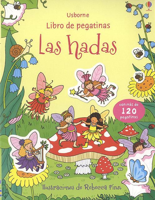 LAS HADAS. Libro de pegatinas