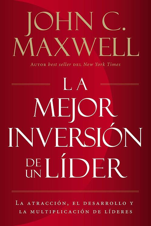 LA MEJOR INVERSIÓN DE UN LÍDER