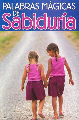 PALABRAS MÁGICAS DE SABIDURÍA