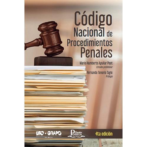 CÓDIGO NACIONAL DE PROCEDIMIENTOS PENALES. 4a Edición