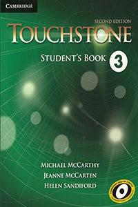 TOUCHSTONE STUDENTS BOOK 3. 2da edición