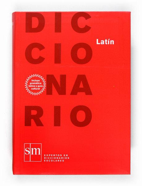 DICCIONARIO LATÍN + SÍNTESIS DE GRAMÁTICA LATINA (cuadernillo)
