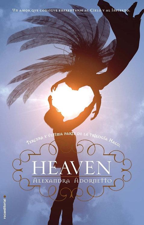 HEAVEN. Libro 3