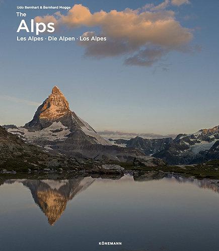 THE ALPS - LES ALPES - DIE ALPEN - LOS ALPES