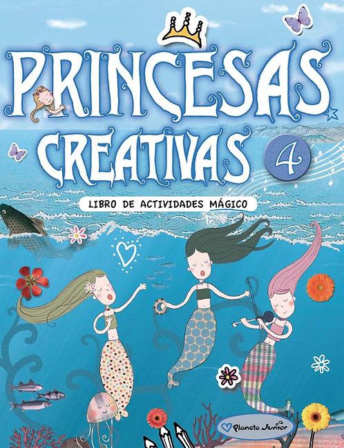 PRINCESAS CREATIVAS 4