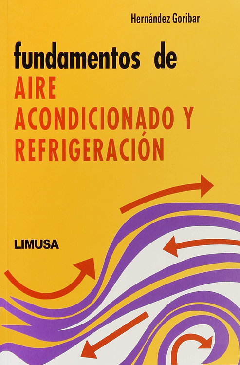 FUNDAMENTOS DE AIRE ACONDICIONADO Y REFRIGERACIÓN