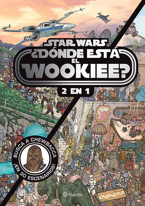STAR WARS: DÓNDE ESTA EL WOOKIEE (2 EN 1)
