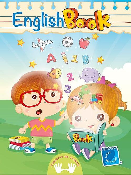 ENGLISH BOOK. Cuaderno de trabajo
