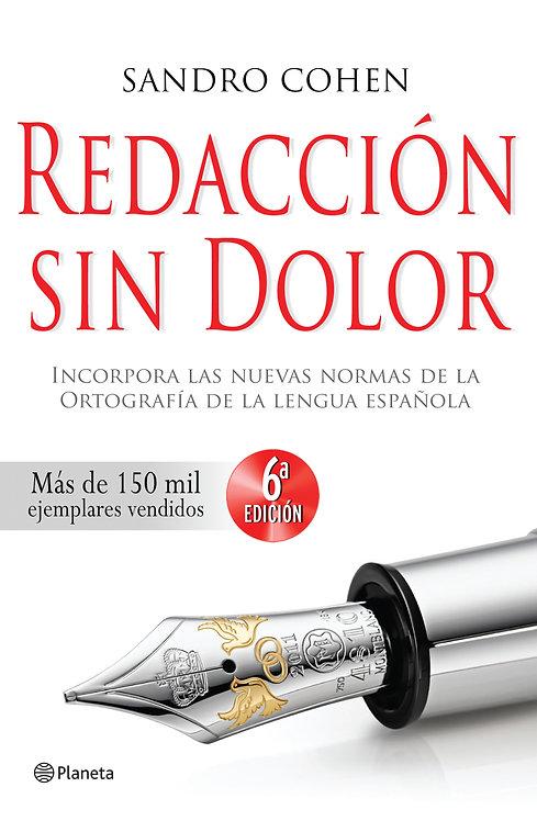 REDACCIÓN SIN DOLOR (6ta. edición)