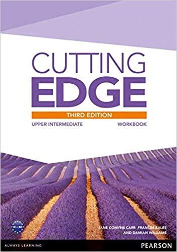 CUTTING EDGE UPPER INTERMEDIATE WORKBOOK
