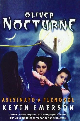 ASESINATO A PLENO SOL. OLIVER NOCTURNE 2