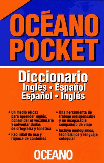 OCÉANO POCKET. DICCIONARIO ING-ESP / ESP-ING