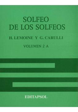 SOLFEO DE SOLFEOS VOLUMEN 2A