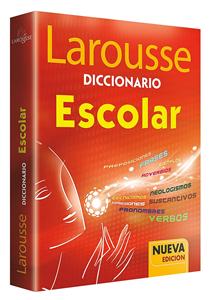 DICCIONARIO ESCOLAR. Nueva edición