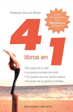 4 LIBROS EN 1. Edición bolsillo