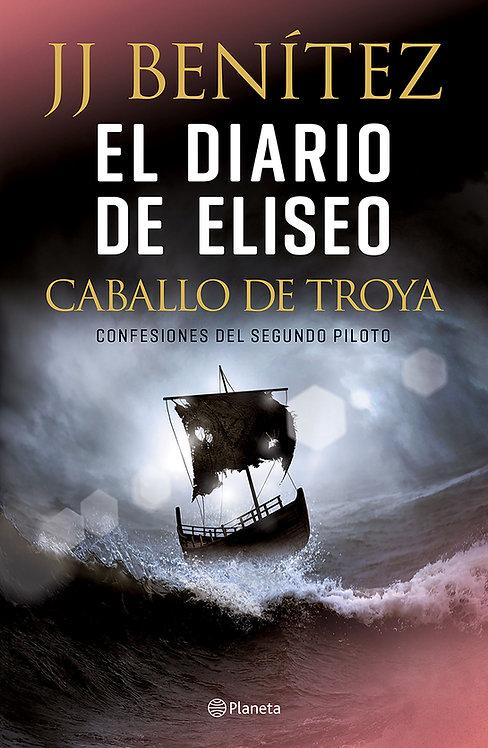 EL DIARIO DE ELISEO (SAGA CABALLO DE TROYA)