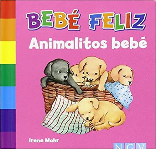 BEBÉ FELIZ ANIMALITOS BEBÉ