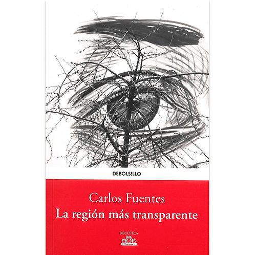 LA REGIÓN MAS TRANSPARENTE. Segunda edición
