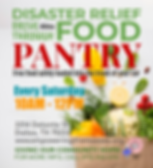 Food Pantry Weekly during CODIV-19 crisi