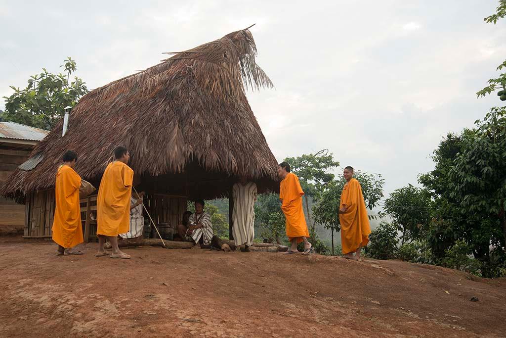 Comunidad nativa de Mayni