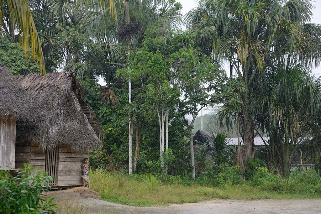 Comunidad nativa de Villa Gonzalo, Amazonas