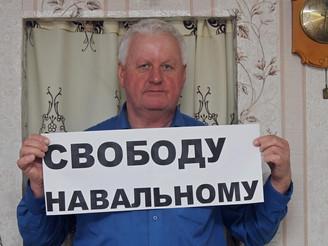В Балашове прошёл флэшмоб  на тему постоянно ухудшаюшейся ситуации в стране