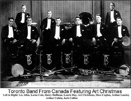 The Toronto Band From Canada