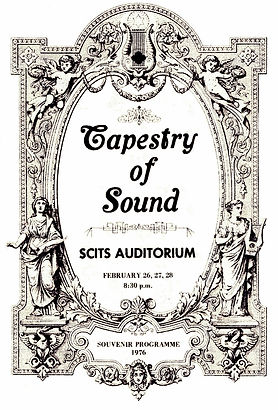 Taperstry of Sound - First Programme 1976