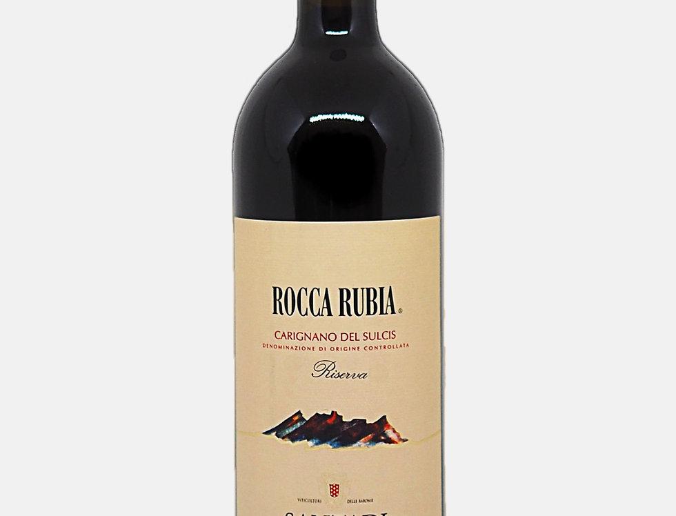 Rocca Rubia Riserva Santadi 75cl