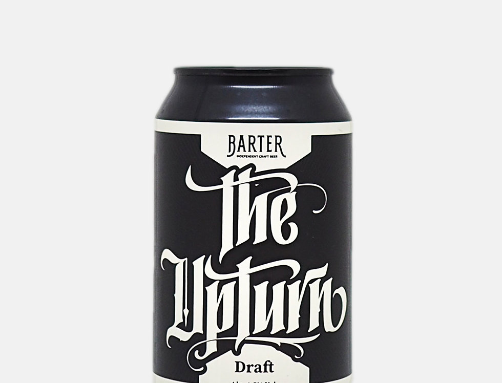 Barter The Upturn 24x33cl